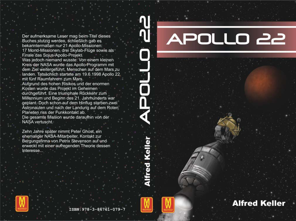 Buchcover Apollo 22
